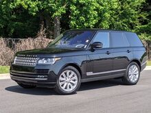 2016_Land Rover_Range Rover_HSE_ Cary NC