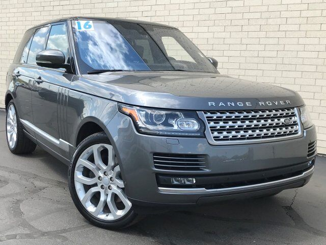 2016 Land Rover Range Rover HSE Chicago IL