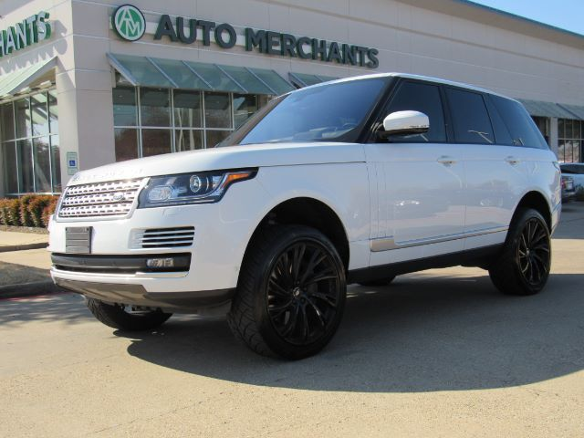 2016 Land Rover Range Rover HSE  HEADS-UP DISPLAY, NAVIGATION SYSTEM, PANORAMIC ROOF, HEATED FRONT AND REAR SEATS Plano TX