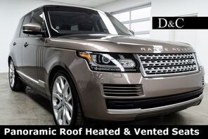 2016_Land Rover_Range Rover_HSE Panoramic Roof Heated & Vented Seats_ Portland OR