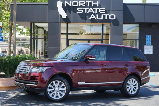 2016_Land Rover_Range Rover_HSE_ Walnut Creek CA