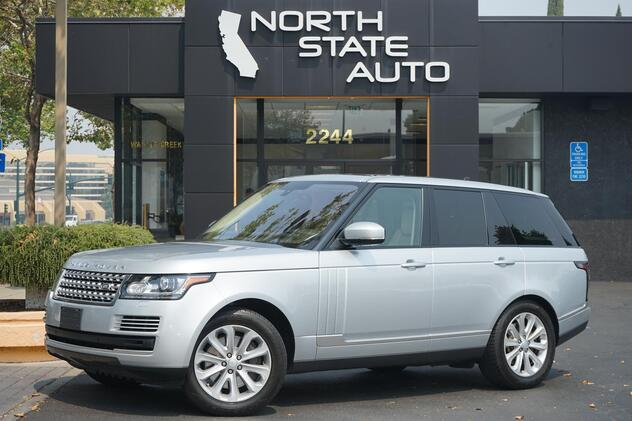 2016_Land Rover_Range Rover_HSE_ Walnut Creek CA