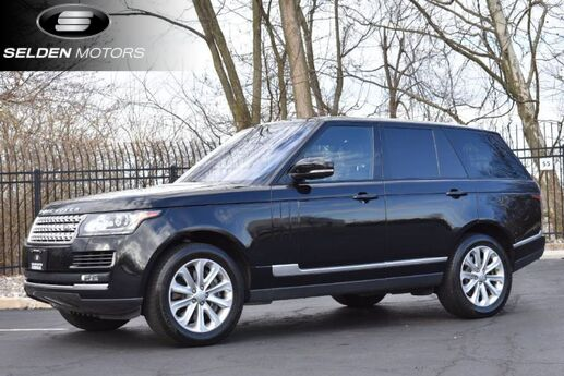 2016 Land Rover Range Rover HSE Willow Grove PA