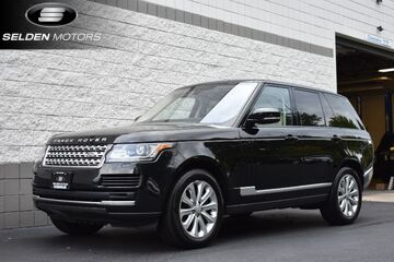 2016_Land Rover_Range Rover_HSE_ Willow Grove PA