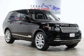 2016_Land Rover_Range Rover_SUPERCHARGED AWD NAVIGATION PANORAMA TV ENTERTANMENT SYSTEM LEAT_ Addison TX