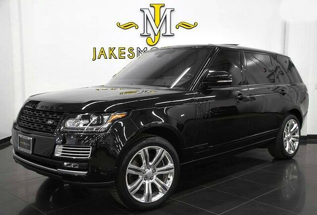 2016 Land Rover Range Rover SV Autobiography LWB ($200,490 MSRP!!)~ LONG WHEEL BASE San Diego CA