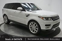Land Rover Range Rover Sport 3.0L V6 SC HSE NAV,CAM,PANO,CLMT STS,22IN WHLS 2016