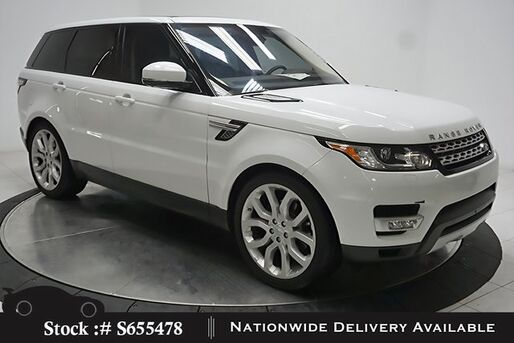 2016_Land Rover_Range Rover Sport_3.0L V6 SC HSE NAV,CAM,PANO,CLMT STS,22IN WHLS_ Plano TX