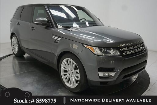 2016_Land Rover_Range Rover Sport_3.0L V6 SC HSE NAV,CAM,PANO,HTD STS,21IN WHLS_ Plano TX