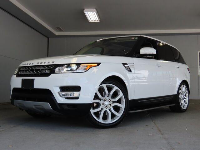 2016 Land Rover Range Rover Sport 3.0L V6 Supercharged HSE Mission  KS