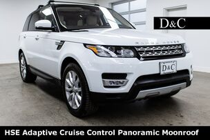 2016 Land Rover Range Rover Sport 3.0L V6 Supercharged HSE Adaptive Cruise Control