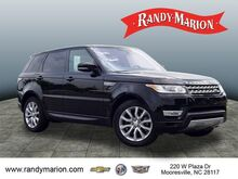 2016_Land Rover_Range Rover Sport_3.0L V6 Supercharged HSE_ Hickory NC