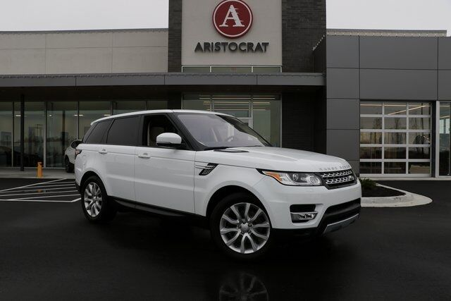 2016 Land Rover Range Rover Sport 3.0L V6 Supercharged HSE Lee's Summit MO