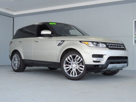 2016_Land Rover_Range Rover Sport_3.0L V6 Supercharged HSE_ Merriam KS