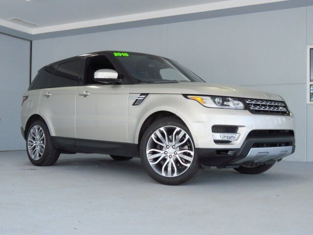 2016 Land Rover Range Rover Sport 3.0L V6 Supercharged HSE Merriam KS