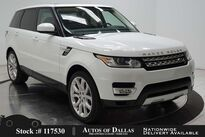 Land Rover Range Rover Sport 3.0L V6 Supercharged HSE NAV,CAM,PANO,22IN WHLS 2016