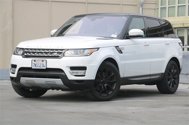 2016 Land Rover Range Rover Sport 3.0L V6 Supercharged HSE Redwood City CA