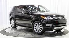 2016_Land Rover_Range Rover Sport_3.0L V6 Supercharged HSE SDBV/350_ Rocklin CA