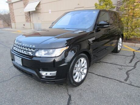2016 Land Rover Range Rover Sport 3.0L V6 Supercharged HSE Warwick RI