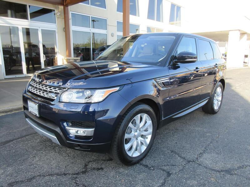 2016_Land Rover_Range Rover Sport_3.0L V6 Supercharged HSE_ Warwick RI