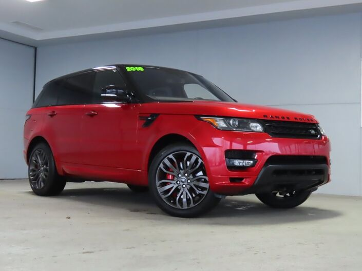 2016 Land Rover Range Rover Sport 3.0L V6 Supercharged HST Merriam KS