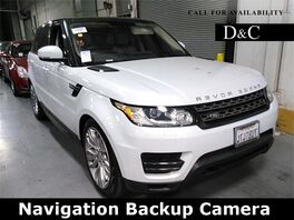 2016_Land Rover_Range Rover Sport_3.0L V6 Supercharged SE Navigation Backup Camera_ Portland OR