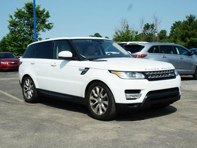 2016 Land Rover Range Rover Sport 4WD 4dr V6 HSE Cranberry Twp PA