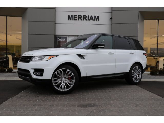 2016 Land Rover Range Rover Sport 5.0 Supercharged Dynamic Merriam KS