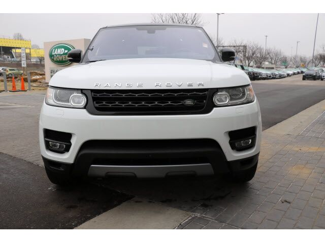 2016 Land Rover Range Rover Sport 5.0 Supercharged Dynamic Kansas City KS