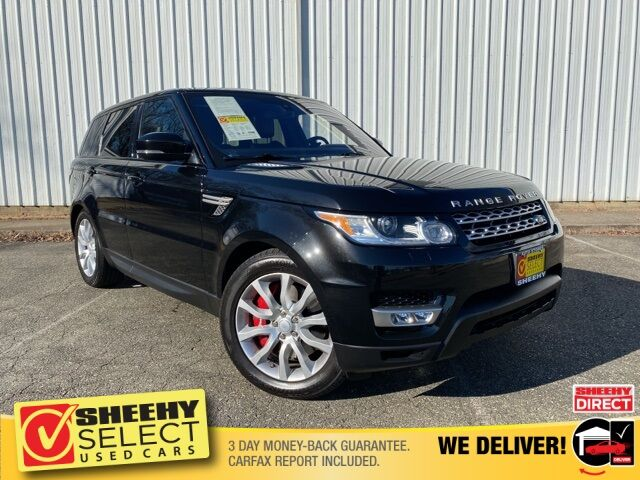 2016 Land Rover Range Rover Sport 5.0L V8 Supercharged Richmond VA