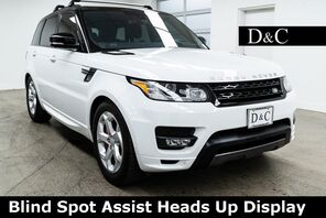 2016_Land Rover_Range Rover Sport_5.0L V8 Supercharged Autobiography Blind Spot Assist Heads Up Display_ Portland OR