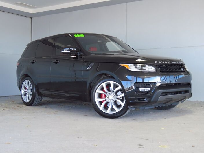 2016 Land Rover Range Rover Sport 5.0L V8 Supercharged Autobiography Merriam KS