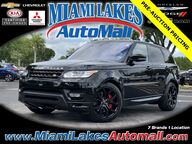 2016 Land Rover Range Rover Sport 5.0L V8 Supercharged Autobiography Miami Lakes FL