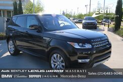 2016_Land Rover_Range Rover Sport_5.0L V8 Supercharged_ Carrollton TX