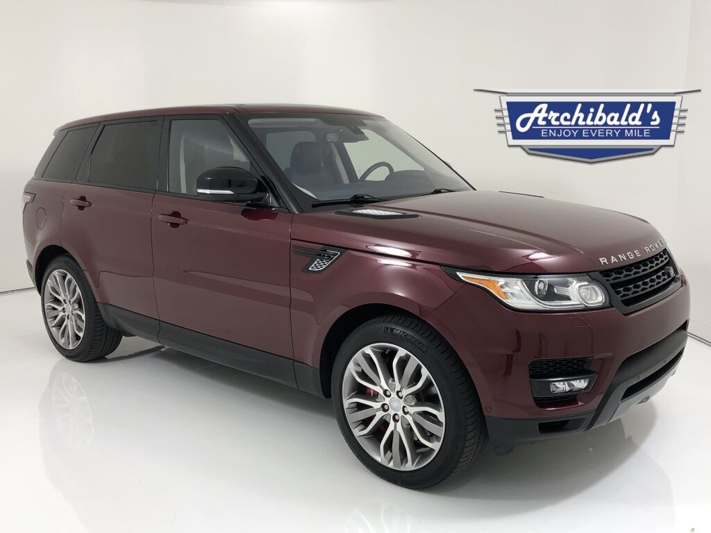 2016 Land Rover Range Rover Sport 5.0L V8 Supercharged Dynamic Kennewick WA