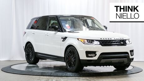 2016 Land Rover Range Rover Sport 5.0L V8 Supercharged Dynamic Rocklin CA
