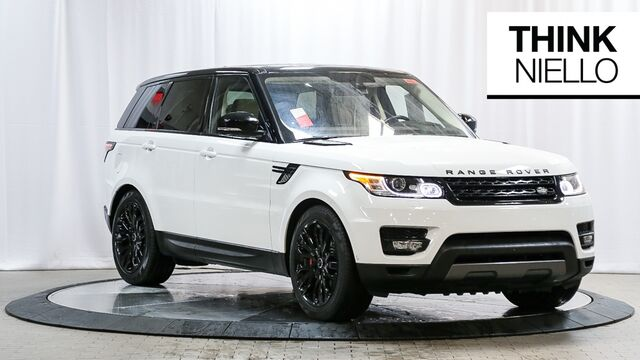 2016 Land Rover Range Rover Sport 5.0L V8 Supercharged Dynamic Sacramento CA