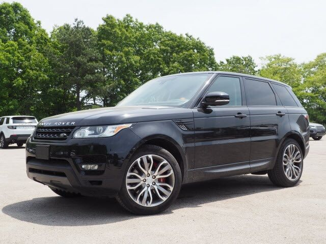 2016_Land Rover_Range Rover Sport_5.0L V8 Supercharged Dynamic_ Warwick RI
