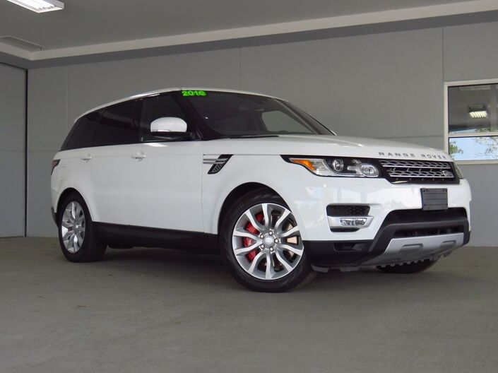 2016 Land Rover Range Rover Sport 5.0L V8 Supercharged Merriam KS
