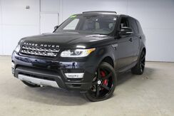 2016_Land Rover_Range Rover Sport_5.0L V8 Supercharged_ Kansas City KS