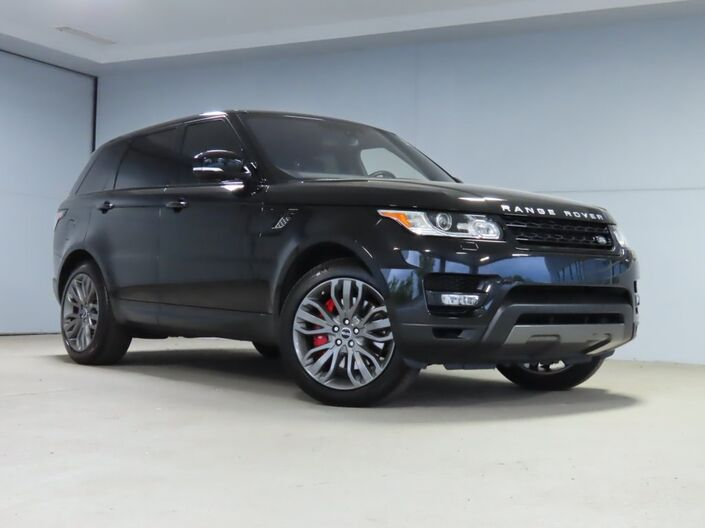 2016 Land Rover Range Rover Sport 5.0L V8 Supercharged Kansas City KS