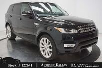 Land Rover Range Rover Sport 5.0L V8 Supercharged NAV,CAM,PANO,CLMT STS,22IN WL 2016