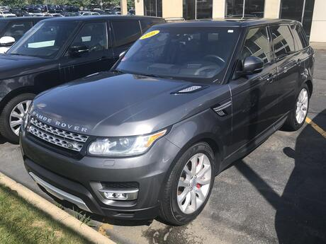 2016 Land Rover Range Rover Sport 5.0L V8 Supercharged Warwick RI