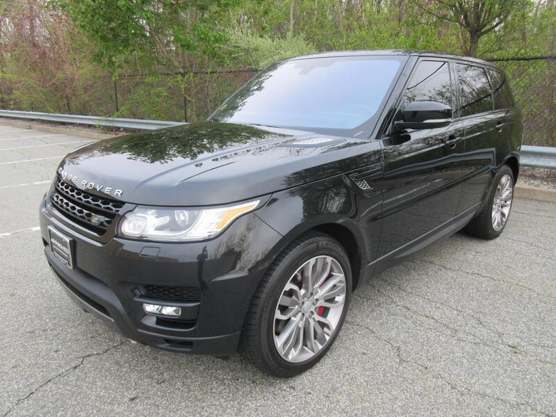 2016_Land Rover_Range Rover Sport_5.0L V8 Supercharged_ Warwick RI