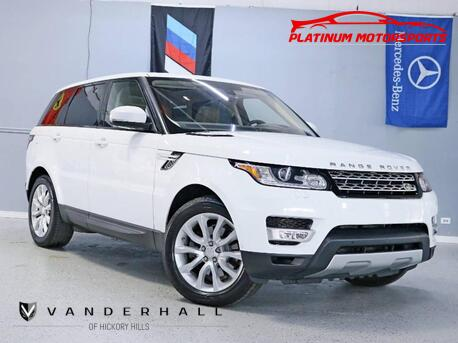2016_Land Rover_Range Rover Sport Diesel HSE_1 Owner Pano Nav_ Hickory Hills IL