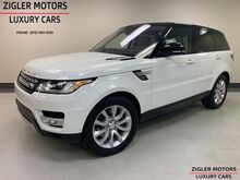 2016_Land Rover_Range Rover Sport Fuji White_HSE Supercharged One Owner Clean Carfax Warranty Feb 2020_ Addison TX