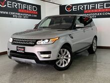 2016_Land Rover_Range Rover Sport_HSE 4WD NAVIGATION PANORAMIC ROOF SURROUND VIEW CAMERA HEADS UP DISPLAY PAR_ Carrollton TX