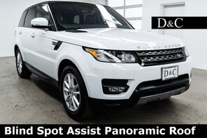 2016_Land Rover_Range Rover Sport_HSE Blind Spot Assist Panoramic Roof_ Portland OR