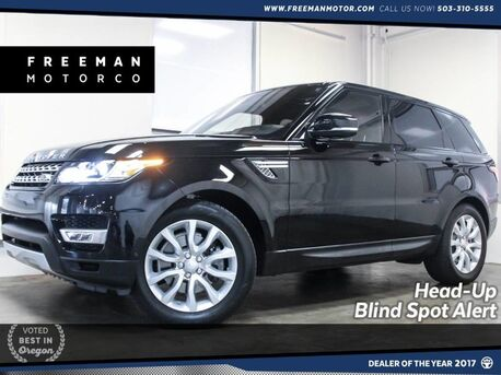 2016_Land Rover_Range Rover Sport_HSE Head-Up Display Pano Blind Spot Assist_ Portland OR