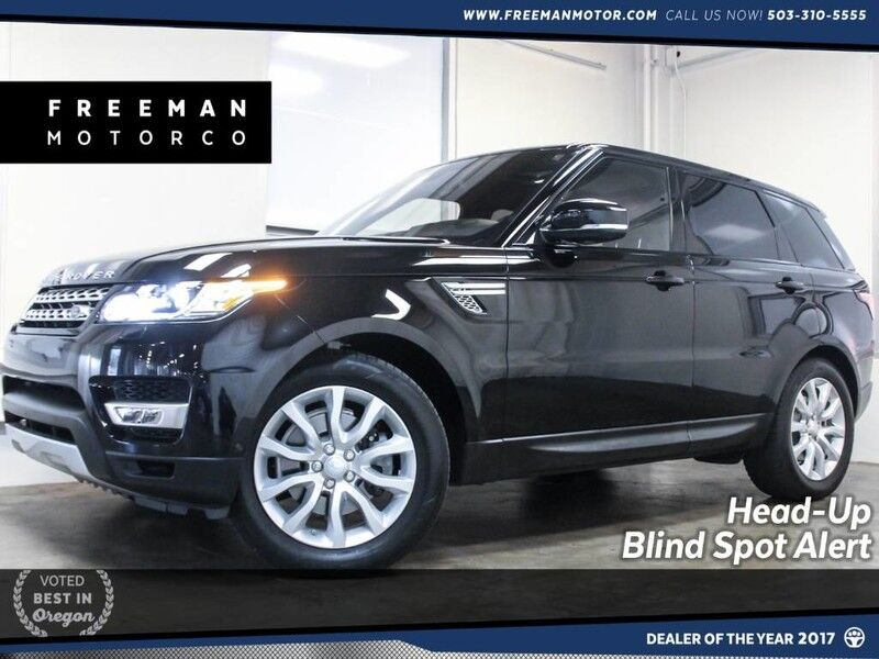 2016 Land Rover Range Rover Sport HSE Head-Up Display Pano Blind Spot Assist Portland OR